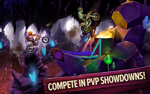 Trials Frontier Apk