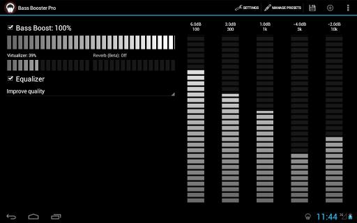 Bass Booster Pro Apk