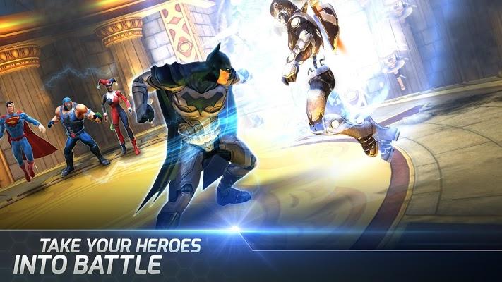 DC Legends MOD Apk