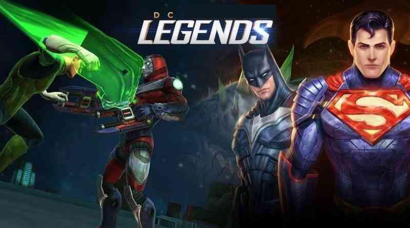 DC Legends MOD