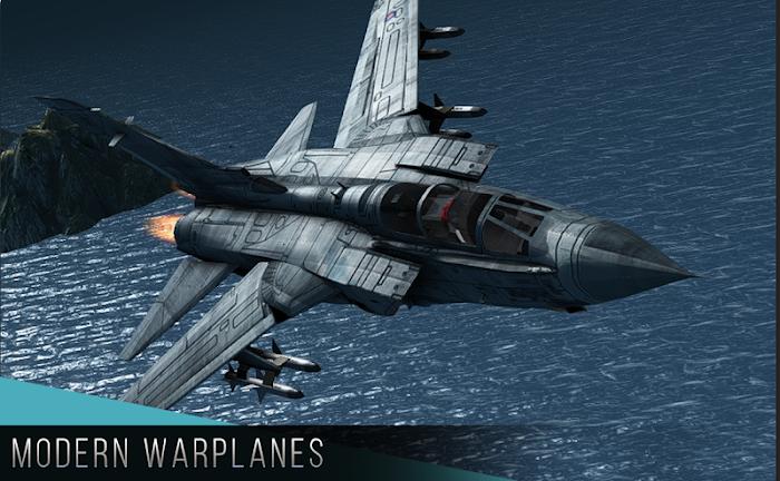 Modern Warplanes Apk