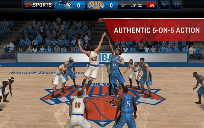 NBA LIVE Mobile Apk