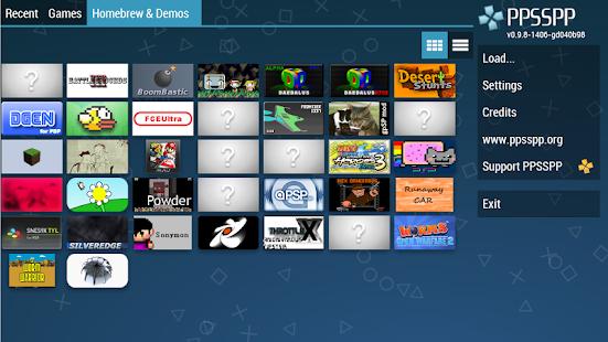 PPSSPP Gold PSP emulator Apk