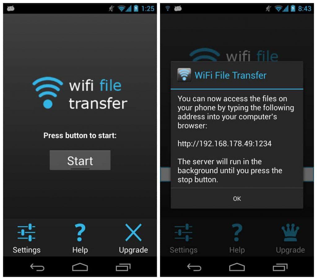 WiFi File Transfer Pro Apk