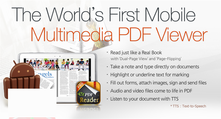 ezPDF Reader Pro Apk