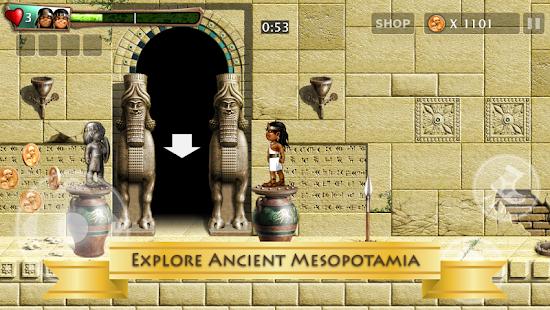 Babylonian Twins Platformer Apk