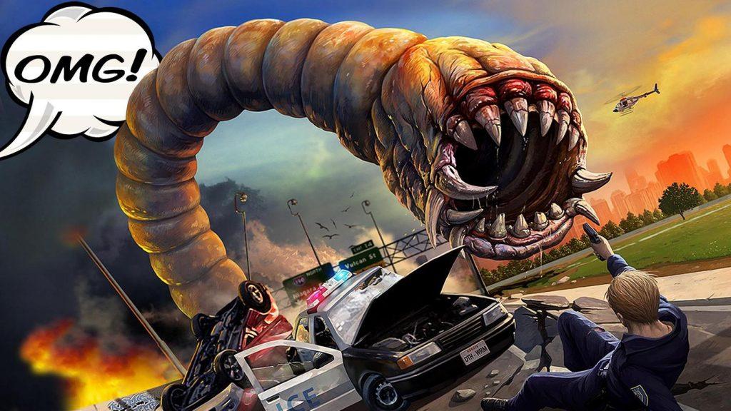 Death Worm Apk