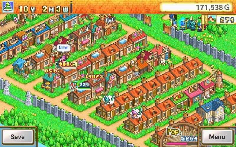 Dungeon Village Apk