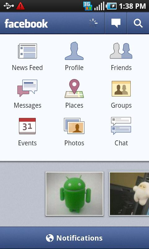 Facebook for Android Apk