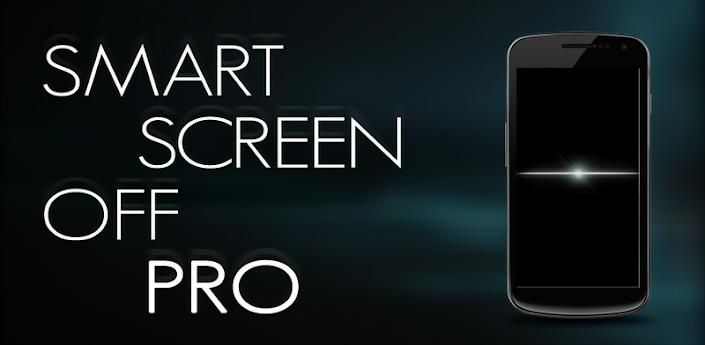 Smart Screen Off PRO