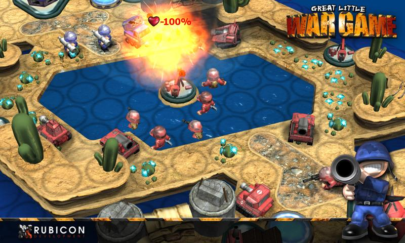 Great Little War Game Apk