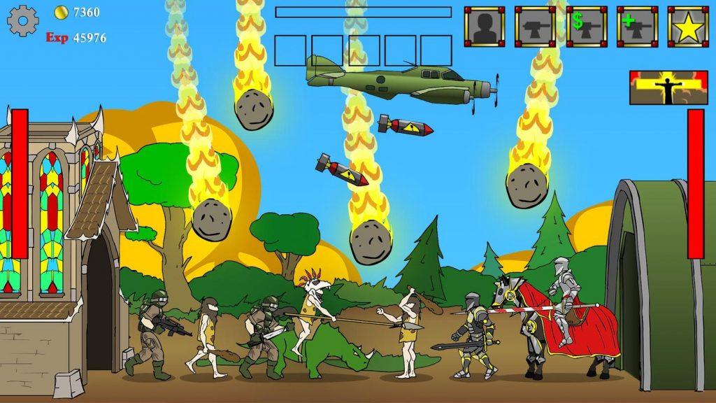 Age of War Apk