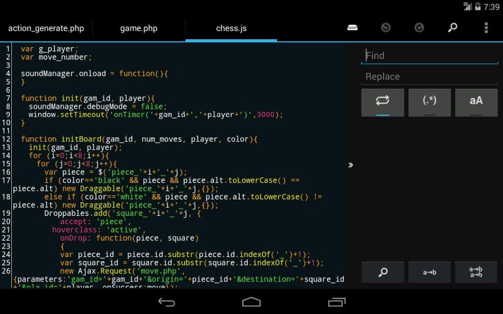 DroidEdit Pro Apk