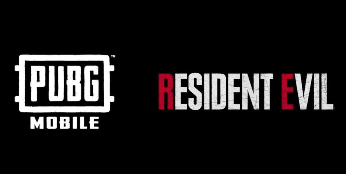 PUBG Mobile Resident Evil