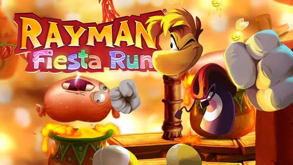 Rayman Fiesta Run