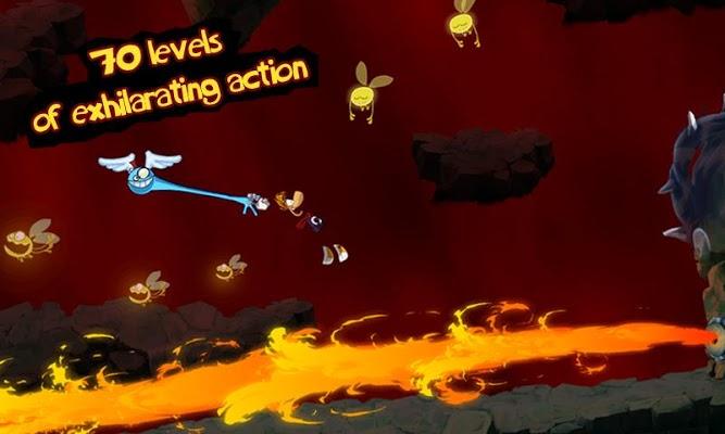 Rayman Jungle Run Apk