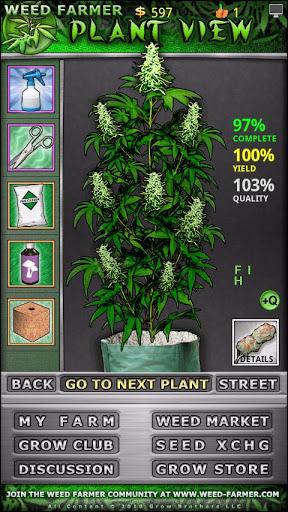 Weed Farmer Apk