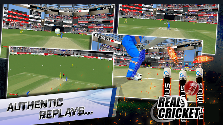 Real Cricket Apk