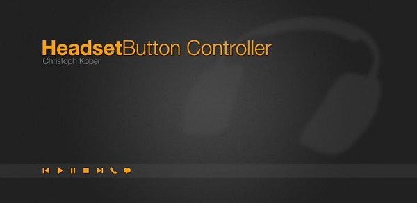 Headset Button Controller