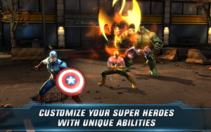Marvel Avengers Alliance Apk