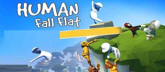Fall Human Flat