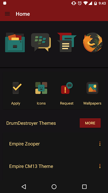 Dominion Icon Pack Apk