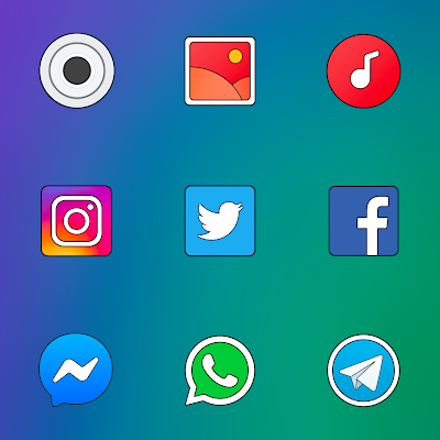 FLYME 8 ICON PACK Apk