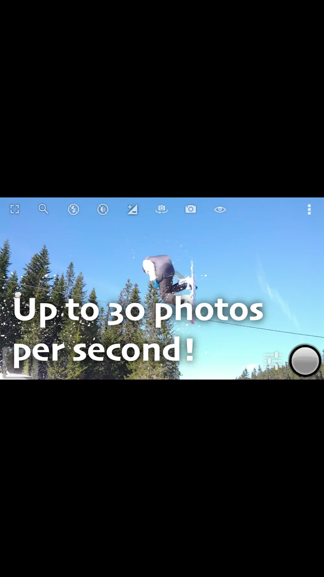 Fast Burst Camera Apk