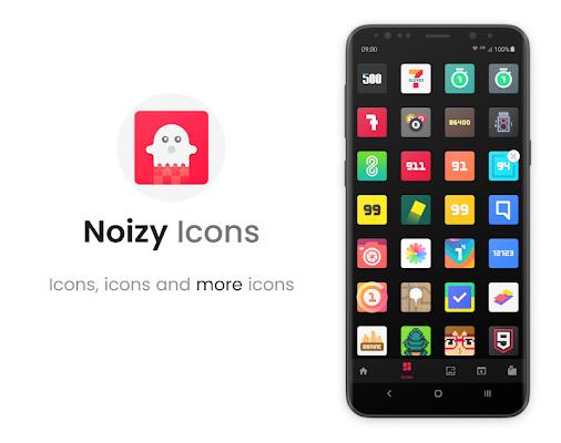 Noizy Icons Apk
