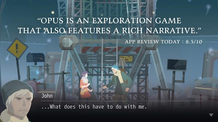 OPUS Rocket of Whispers Apk