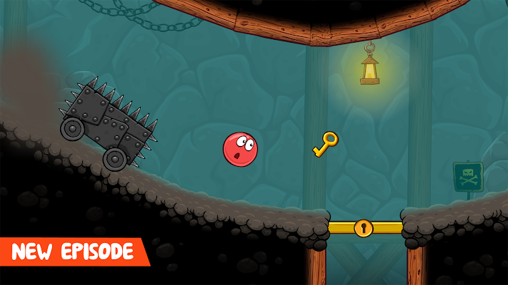 Red Ball Apk