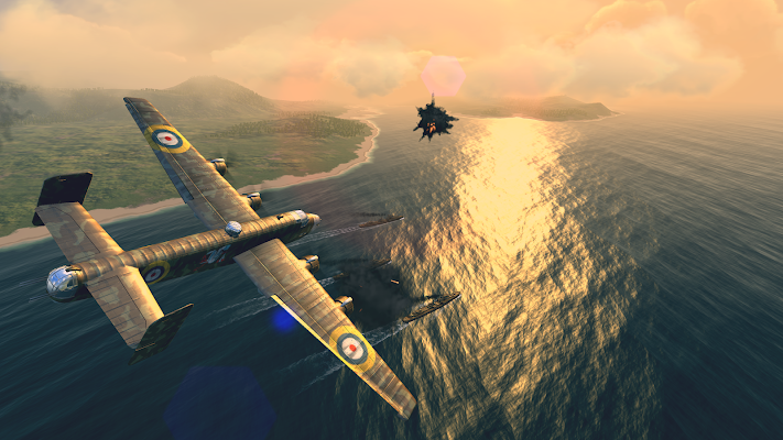 Warplanes WW2 Dogfight Apk 1
