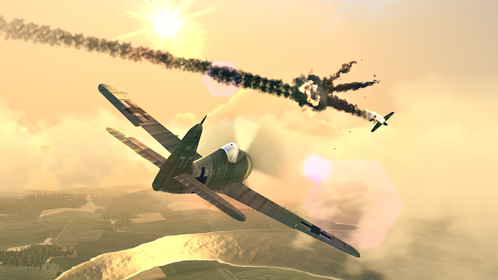 Warplanes WW2 Dogfight Apk