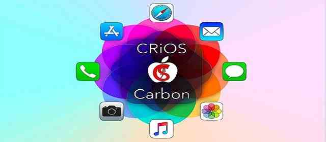 CRiOS CARBON ICON PACK