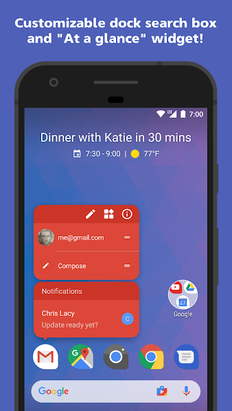 Action Launcher Pixel Edition Plus Apk