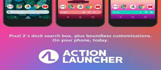 Action Launcher Pixel Edition Plus