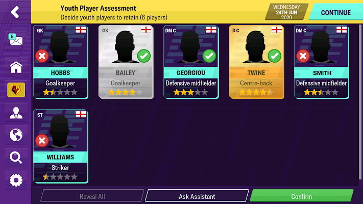 Mobile Football Manager Apk