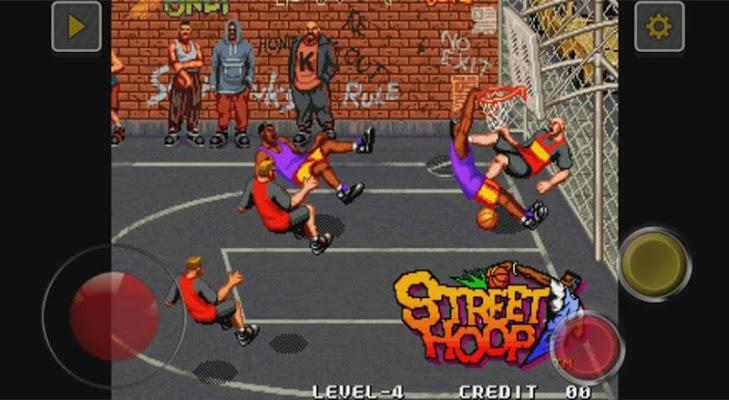 Street Slam Street Hoop Apk