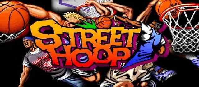Street Slam Street Hoop