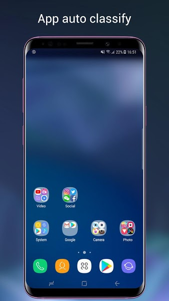 Super S9 Launcher for Galaxy Prime Apk