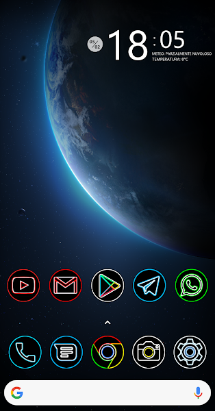 DARK PIXEL HD ICON PACK Apk