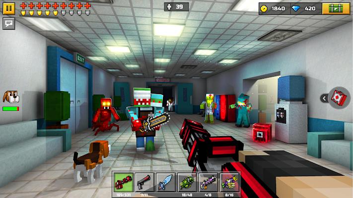 Gun 3D Pixel Apk
