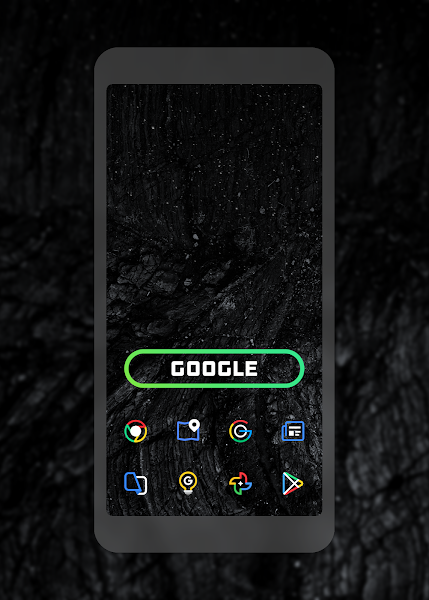 NYON Icon Pack Apk
