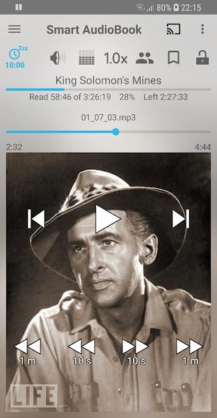 Smart AudioBook Player Apk