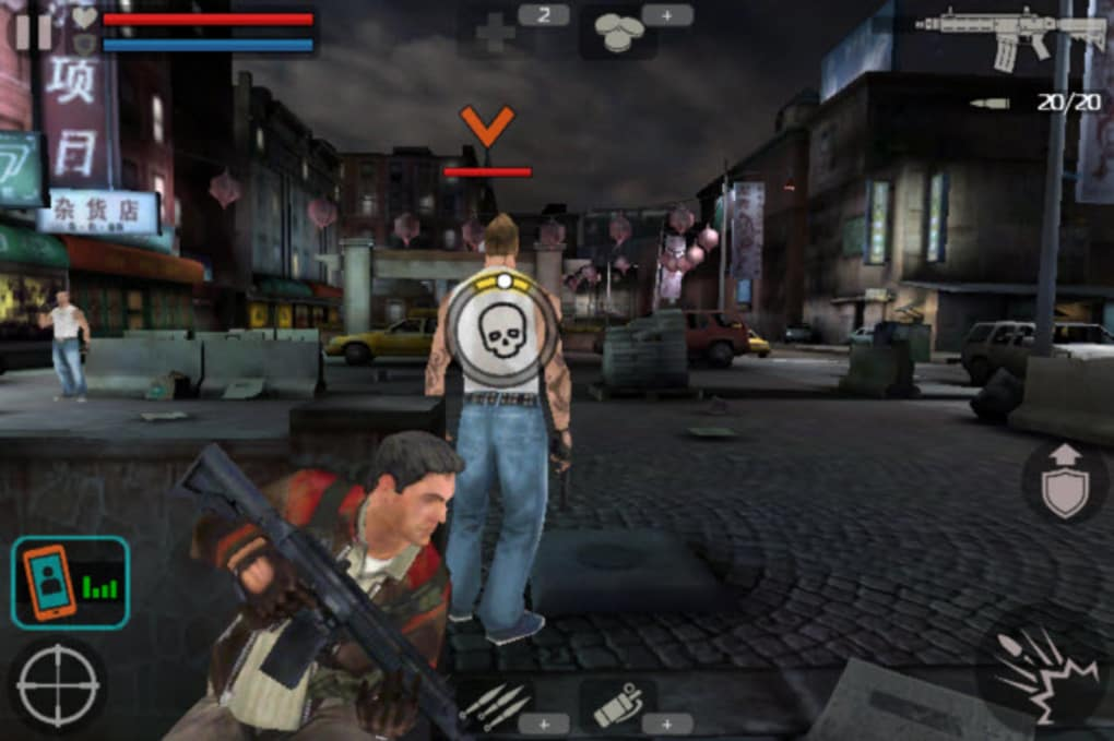 Contract Killer Apk