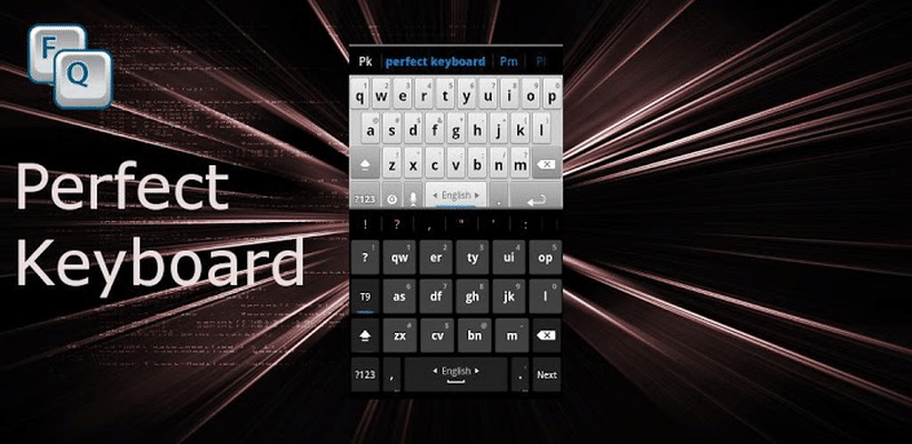 Perfect Keyboard