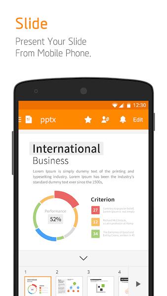 Polaris Office Pro Apk