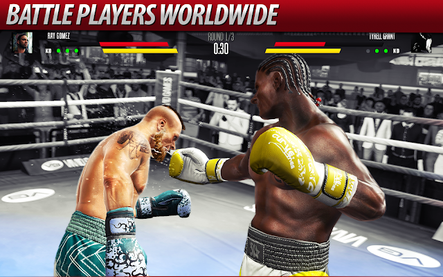 Real Boxing Apk