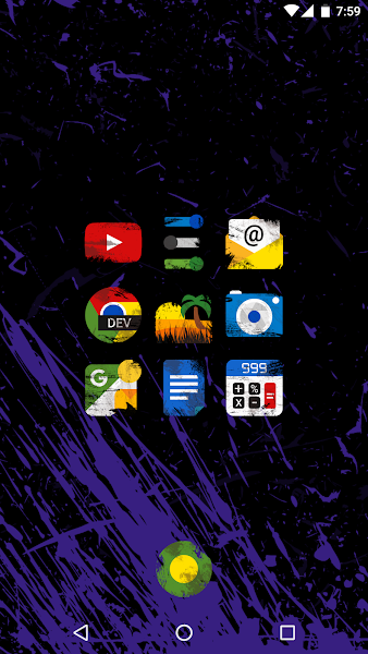 Ruggon Icon Pack Apk