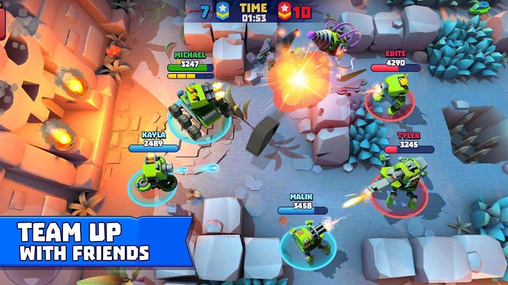 Tanks A Lot! Apk
